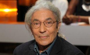 L'écrivain algérien francophone Boualem Sansal en septembre 2015.
