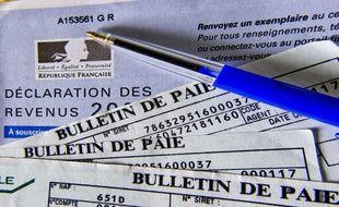 Les Français doivent déclarer leurs revenus avant ce mardi soir.