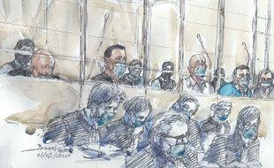 Au deuxième jour du procès, la cour s'est penchée sur la personnalité des accusés