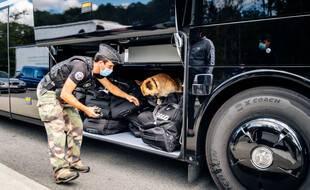 Une importante opération de contrôle a été menée sur les routes de Bretagne par la gendarmerie le 25 septembre 2020.
