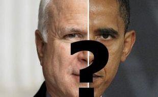John McCain et Barack Obama