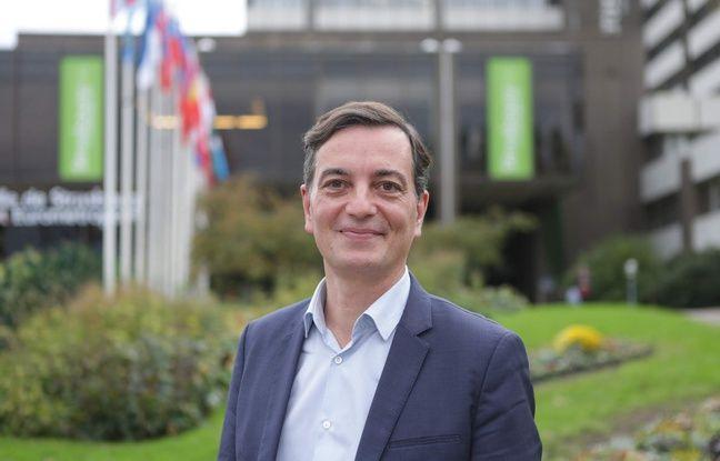 Municipales 2020 à Strasbourg : Le meeting du candidat LREM Alain Fontanel troublé par des manifestants