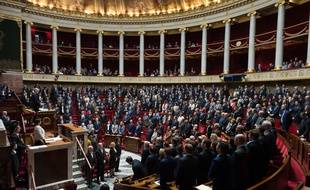 Assemblée Nationale : Questions au Gouvernement.