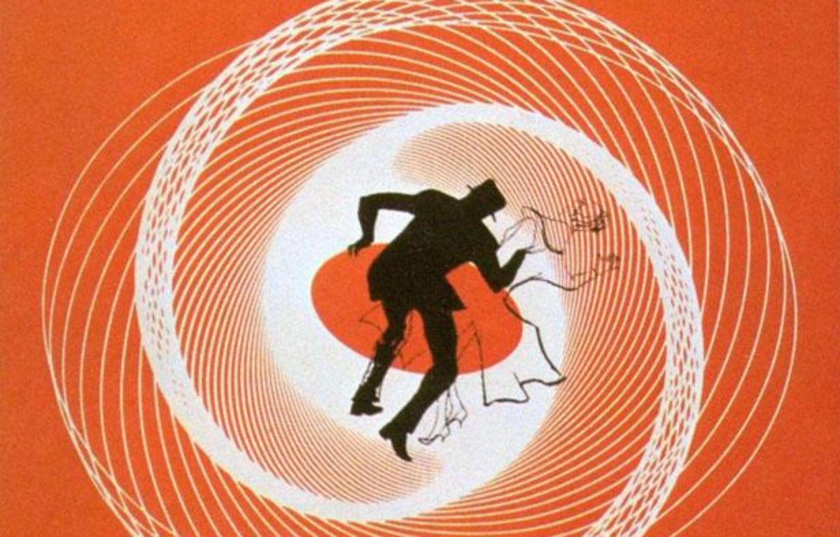 L'affiche de «Vertigo» («Sueurs froides») d'Alfred Hitchcock. – Paramount / AP / SIPA