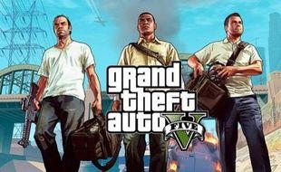 Le jeu vidéo GTA V, sorti en 2013 (illustration).
