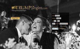 Un site de rencontre dédié aux pro-Trump a vu le jour