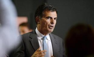 Jacques Dallest, procureur général près la cour d'appel de Grenoble, ici en 2013