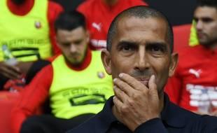 Malgré la défaite face à Paris, l'entraîneur Sabri Lamouchi n'a