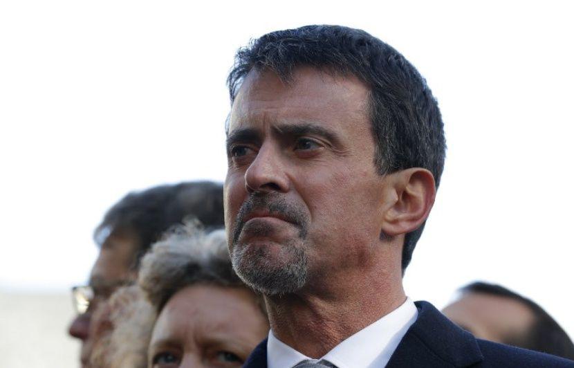Espagne: L'ex-Premier ministre Manuel Valls «en campagne» en Catalogne