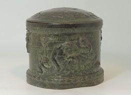 La fausse urne d'Hirtius.