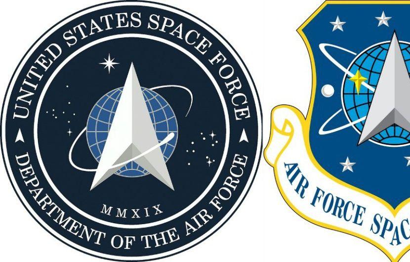 Etats-Unis : Le nouveau logo de la Force de l'espace accusée d'avoir copié sur « Star Trek »