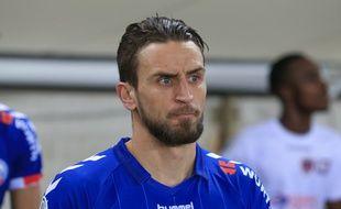 Anthony Gonçalves aura disputé 88 matches et inscrit 7 buts sous le maillot strasbourgeois, en trois saisons.