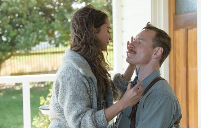 Alicia Vikander et Michael Fassbender dans Une vie entre deux océans de Derek Cianfrance