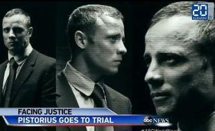 Oscar Pistorius est accusé de meurtre avec préméditation.