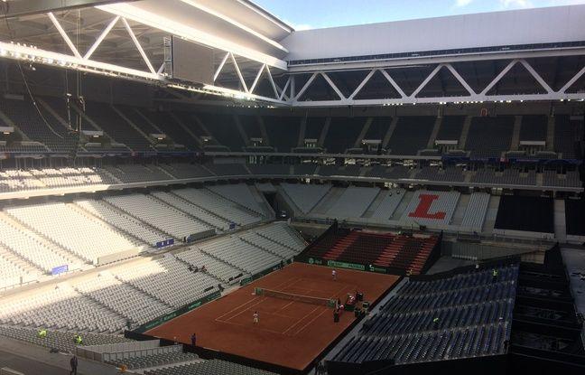 Coupe Davis: La finale France-Croatie se jouera sur terre battue