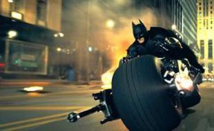 «Dark Knight» de Christopher Nolan, le dernier batman, avec Christian Bale et Heath Ledger
