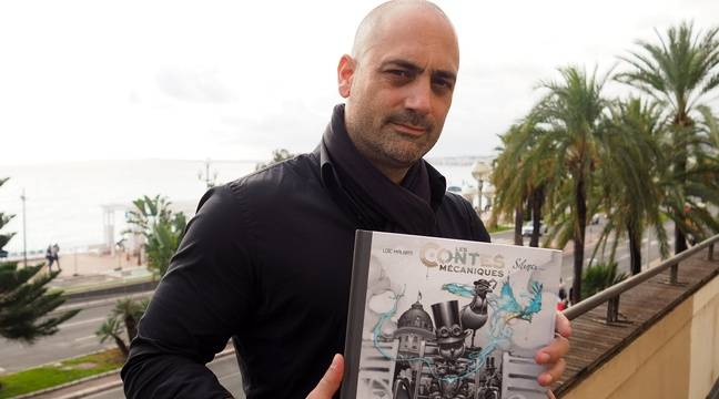 nice auteur tatoueur il sort une bd sur l attentat du 14 juillet. Black Bedroom Furniture Sets. Home Design Ideas