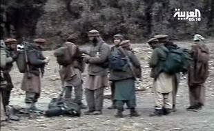 Des membres d'Al-Qaida en Afghanistan en 2005