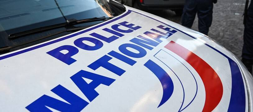 Une voiture de police à Lille. (illustration)