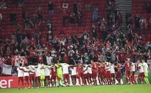 Le Bayern Munich a remporté la Supercoupe d'Europe face au FC Séville, le 24 septembre 2020 à Budapest.