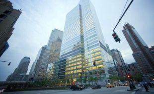 Le siège de Goldman Sachs à New York, le 3 août 2010.