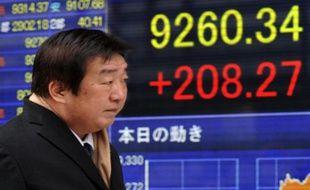 Le PIB japonais a reculé de seulement 0,7% en 2011