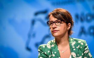 Cécile Duflot, en septembre 2018 à Bordeaux.