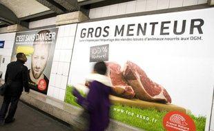 En février 2011, la campagne de France Nature Environnement sur l'agriculture avait déclenché un tollé avant le Salon de l'agriculture.