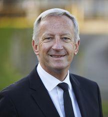 Olivier Richefou, président du conseil départemental de Mayenne (UDI)