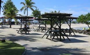 En Guadeloupe, pendant ce troisième confinement, les restaurants ne peuvent ouvrir que le midi et les bars sont fermés.