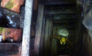 Au moins 15 personnes étaient coincées sous terre mercredi après l'effondrement d'une mine d'or artisanale dans l'ouest de la Colombie