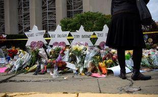 L'homme se serait inspiré de la propagande de Daesh et de la fusillade survenue dans une synagogue de Pittsburgh en octobre (photo).