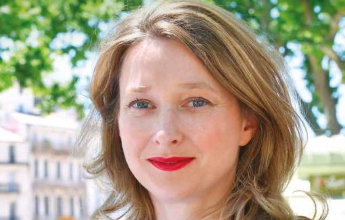 Stéphanie Jannin, candidate sur la 2ème circonscription de l'Hérault. – Stéphanie Jannin