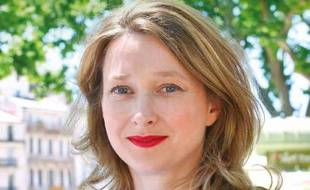Stéphanie Jannin, candidate sur la 2ème circonscription de l'Hérault.