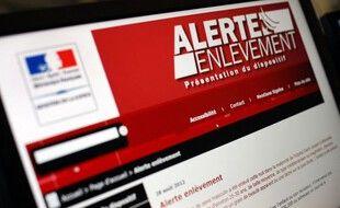 Le dispositif Alerte enlèvement existe depuis 2006. (illustration).