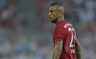 Audi Cup 2015 - Finale Bayern Muenchen vs. Real Madrid   Arturo Vidal (Bayern)    *** Local Caption ***  /PIXATHLON_131603/Credit:Thorsten Wagner/PIXATHLON/SIPA/1508131323