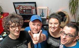 Le groupe de rock a été créé en 1991.