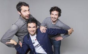Ben, Alex Goude et Arnaud Tsamère sont dans «Vous pouvez répéter la question?» sur France 4.
