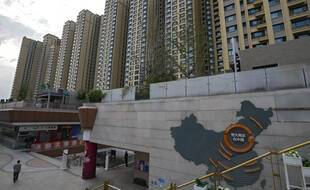 Un ensemble immobilier en Chine.