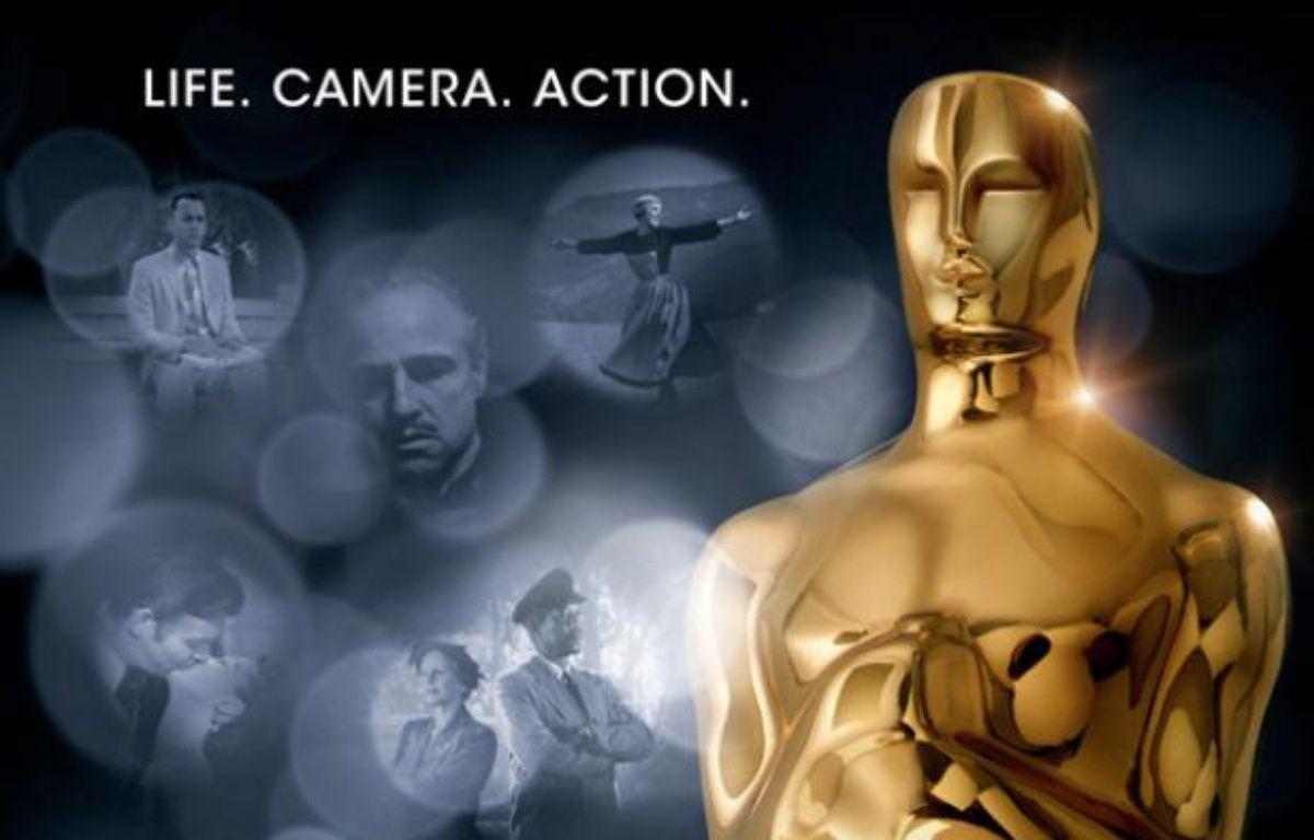 L'affiche officielle de la 84e cérémonie des Oscars. – Academy américaine des Arts et des Sciences du cinéma