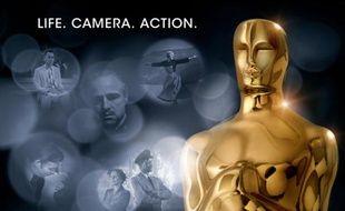 L'affiche officielle de la 84e cérémonie des Oscars.