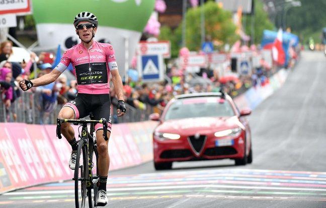 Giro: Simon Yates gagne encore, l'Anglais est «intouchable» selon Pinot