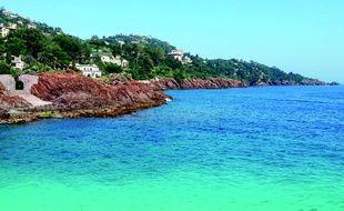 Le premier parc marin des Alpes-Maritimes a été inauguré à Théoule-sur-mer.