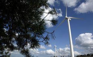 L'électricité produite par le parc éolien de Caurel dans les Côtes-d'Armor sera achetée par EDF dans le cadre de sa nouvelle offre verte et locale.