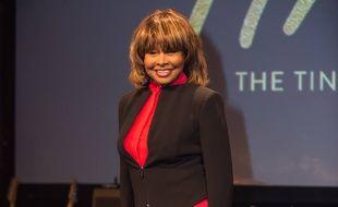 La chanteuse Tina Turner
