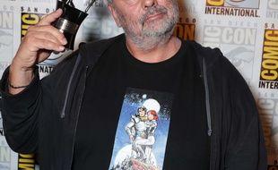 Luc Besson au Comic Con de San Diego, le 21 juillet 2016.