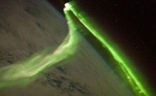 Ou encore des aurores boréales impressionnantes.