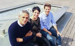 Laurent Morrisseau, Karine Sabatier et Guillaume Chevalier (de g. à d.) ont créé la Shift School.