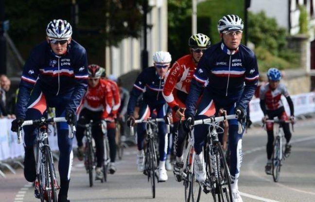 Au zénith de sa carrière à l'âge de 33 ans, Thomas Voeckler porte les espoirs français dans le Championnat du monde de cyclisme, dimanche, à Valkenburg, dans le sud des Pays-Bas.
