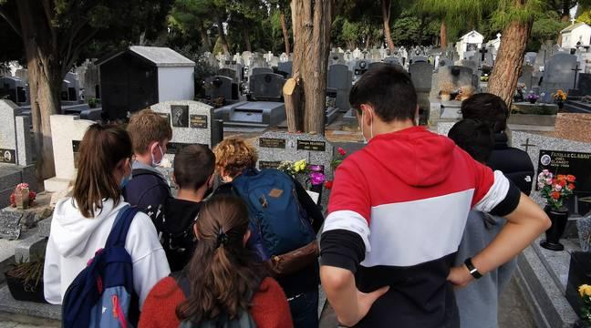 Sète : Sur la tombe de Brassens, « pas sans un jour sans qu'une centaine de personnes ne lui rendent hommage »